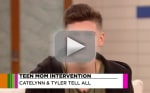 Catelynn Lowell & Tyler Baltierra on Dr. Oz