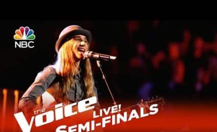 The Voice Recap: Can Top Five Make Dreams Come True?