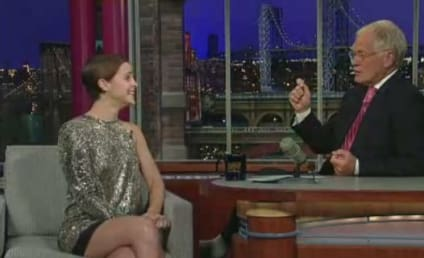 Emma Watson Admits: I Once Got Drunk!