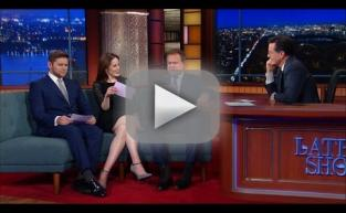 Downton Abbey Cast Performs Scene in American Accents
