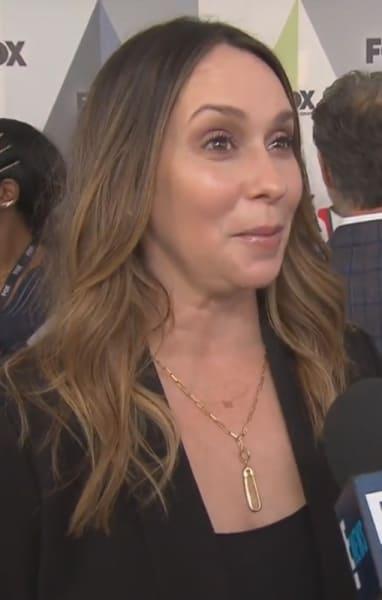 Jennifer Love Hewitt on the red carpet