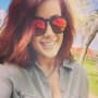 Chelsea Houska in Sunglasses