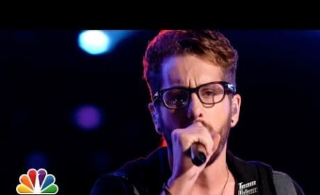 "Will Champlin: ""Secrets"" - The Voice"
