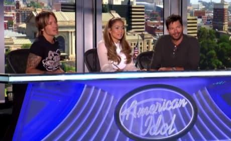 American Idol Judges In Kansas City