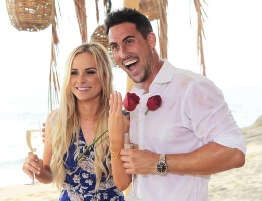 Josh Murray and Amanda Stanton: Engaged!