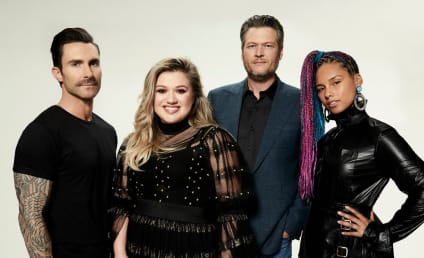The Voice Recap: Kelly Clarkson Joins the Panel!