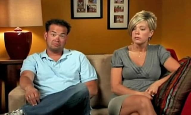Jon and Kate Gosselin