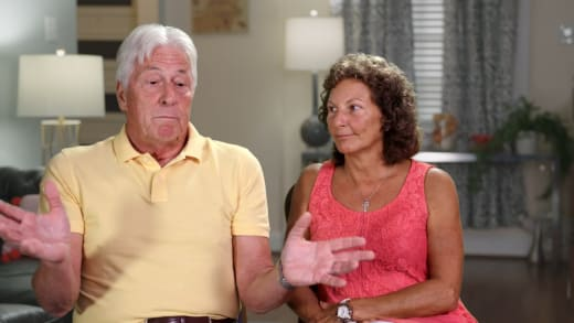 Ron and Betty Gibbs complain that Brandon is slacking off
