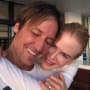 Keith Urban and Nicole Kidman, Smiling