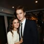 Rachel Bilson and Hayden Christensen