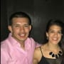 Javi Marroquin and Mystery Woman