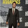 Luke Bryan at the CMTs