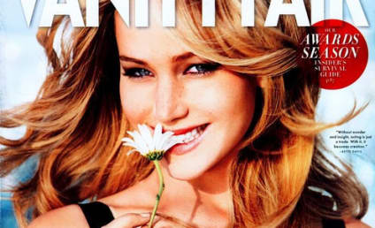 Jennifer Lawrence Covers Vanity Fair, Voted World's Most Desirable Woman