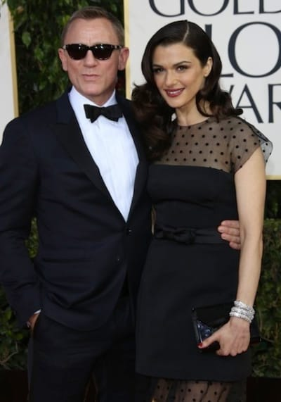 Daniel Craig and Rachel Weisz Photo