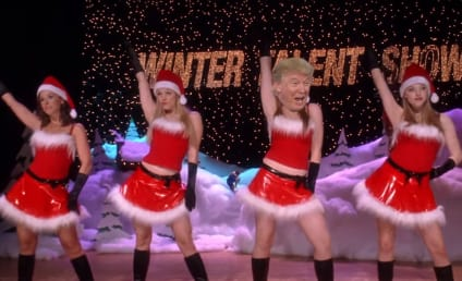 Donald Trump Joins Mean Girls, Fits Right In