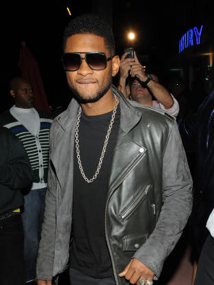 Usher in Miami