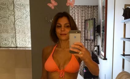 Bethenny Frankel Bikini Pic Reminds Us To Get Off Our Asses