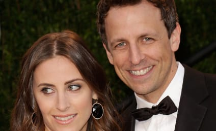Alexi Ashe: Engaged to Seth Meyers!