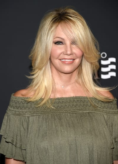 Heather Locklear in 2016