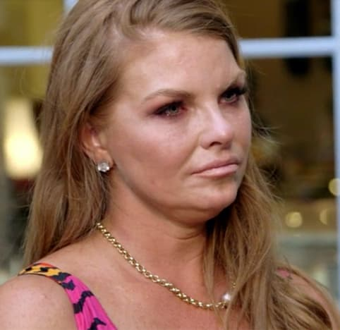 Brandi Redmond on Real Housewives of Dallas