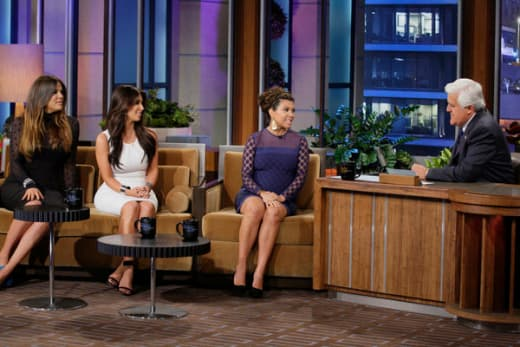 The Kardashian Sisters on The Tonight Show