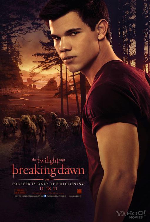Breaking Dawn Poster: Jacob