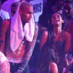 Chris Brown and Karrueche Tran Photo