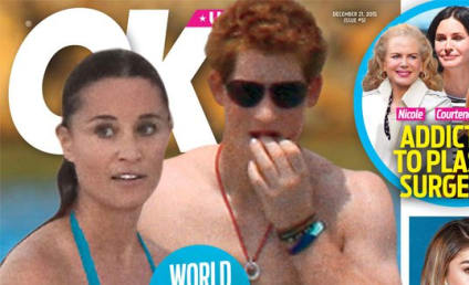 """Prince Harry & Pippa Middleton: """"Secretly Dating!"""" Totes Loved Up!"""