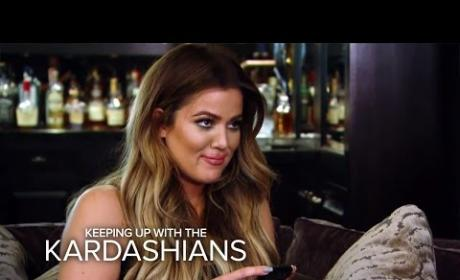 Kim to Khloe: Stop Being So Secretive!