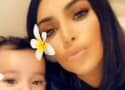 Kim Kardashian: Forget What Kanye Said! Look How Cute My Baby Is!