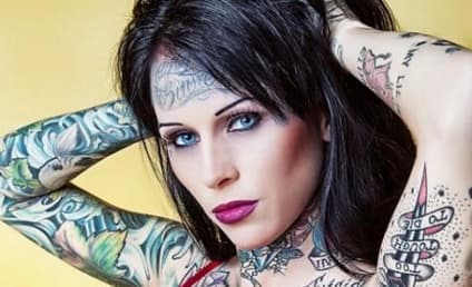 "Michelle ""Bombshell"" McGee: Jesse James Mistress, Tattoo Model, Stripper, Porn Star, Mother of Two"