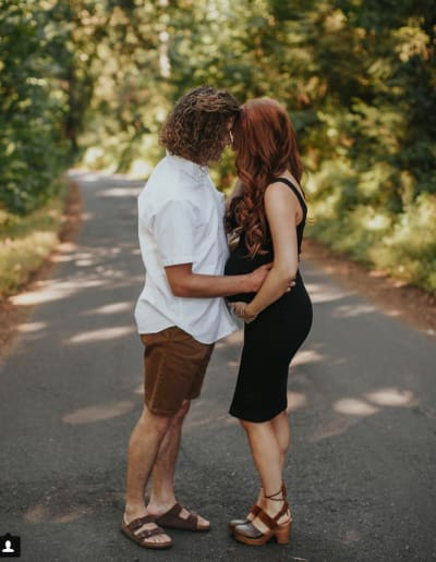 Audrey and Jeremy Roloff Together