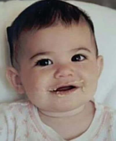 Kylie Jenner Throwback Baby Picture
