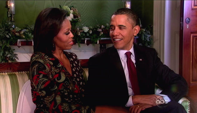 Obamas Interview