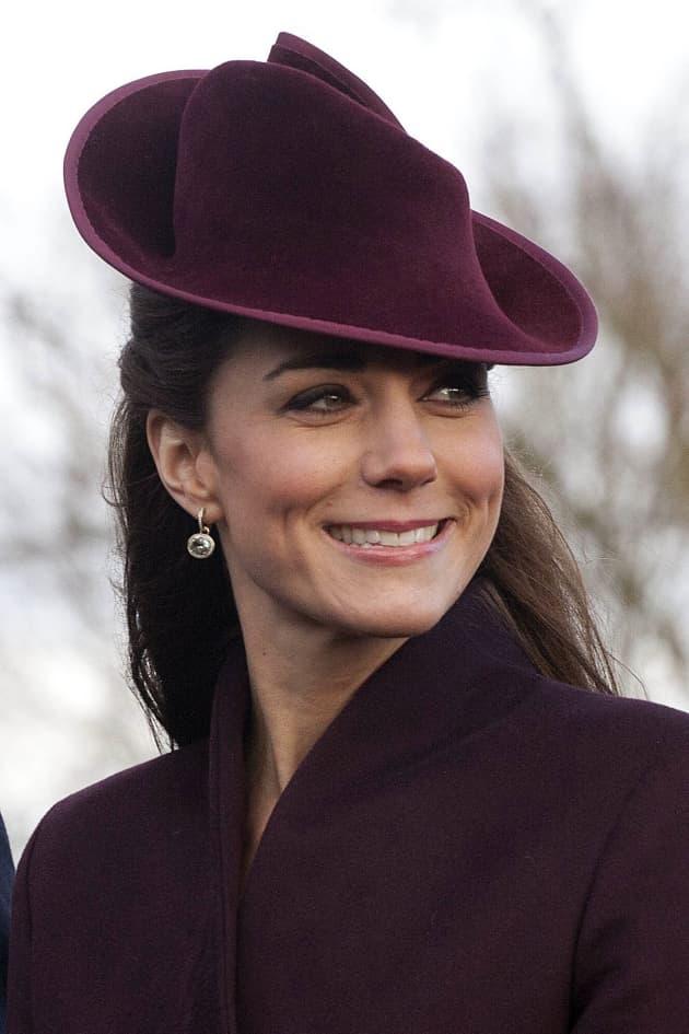 Kate Middleton Hats Fetch Big Bucks at Auction