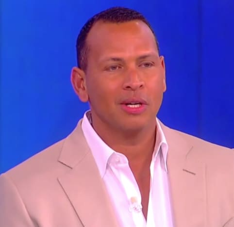 Alex Rodriguez on The View