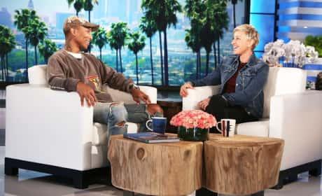 Ellen DeGeneres and Pharrell Denounce Kim Burrell, Homophobia Controversy