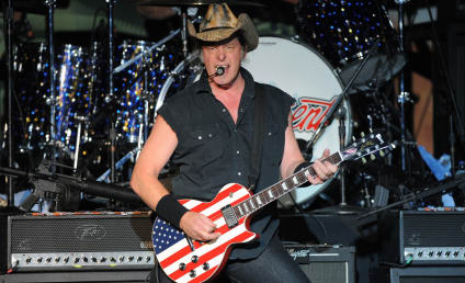 Ted Nugent Scratched from Concert, Forced to Pay Bear-Killing Fine
