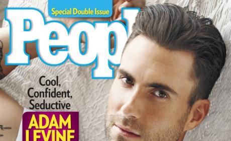 Adam Levine as Sexiest Man Alive: Good choice?