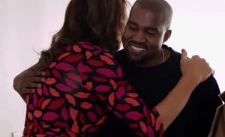 Kanye and Caitlyn