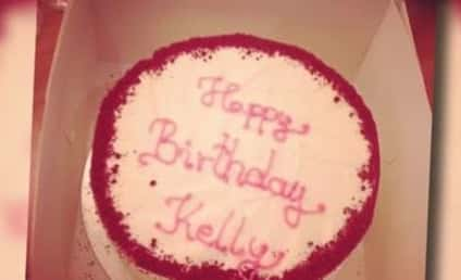 "Kelly Osbourne Unimpressed With Birthday Cake, Tells Lady Gaga To ""Eat S--t"""