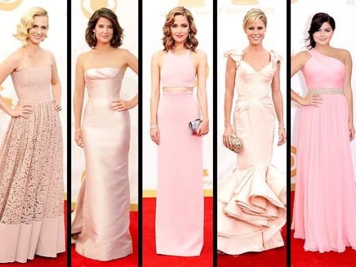 Emmy Pink Dresses