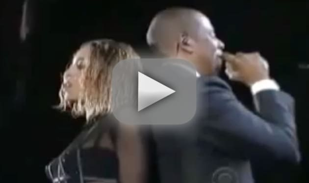 Beyonce & Jay Z Grammy Awards Performance 2014