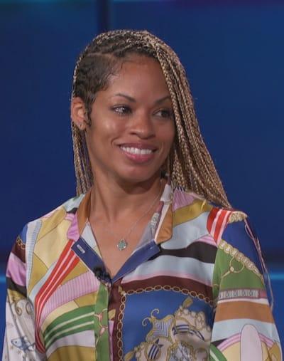 Tiffany Mitchel pour CBS