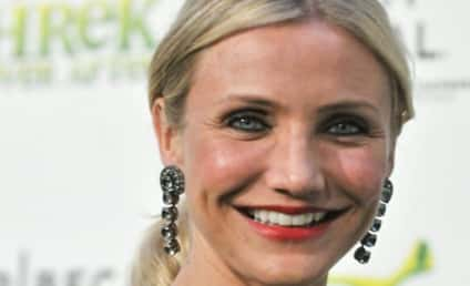 Cameron Diaz on Tough Life, Eco-Friendly Shrek