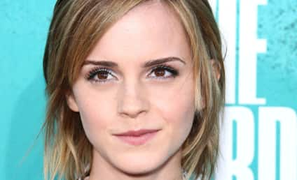 Emma Watson Rumored for Role of Anastasia Steele