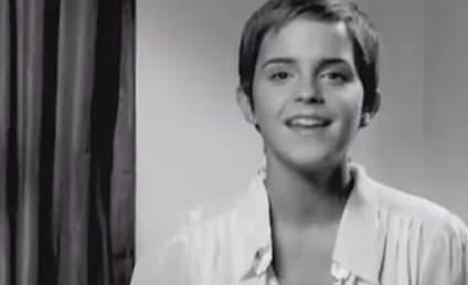 Emma Watson to Fans: Happy Christmas!