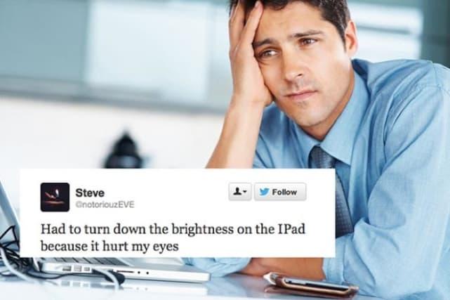 iPad Problems