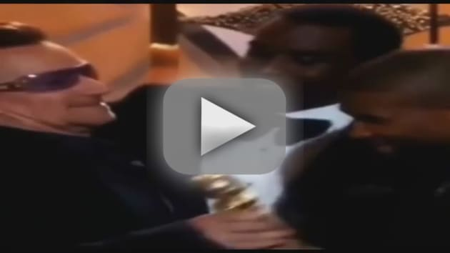 Diddy: Rejected by Bono!