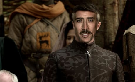 Nicolas Cage as Littlefinger